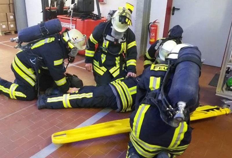 Übung – Unterweisung & Notfalltraining