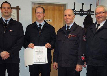Feuerwehr Eckartsborn feiert im Sommer 80-jähriges Bestehen