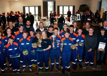 Team aus Ortenberg gewinnt St.-Florian-Oberhessen-Pokal