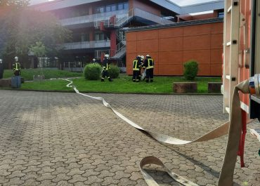 Übungswochenende bei der Feuerwehr Ortenberg-Mitte