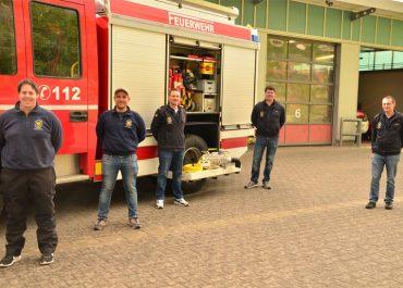 Feuerwehr Ortenberg Mitte sagt DANKE