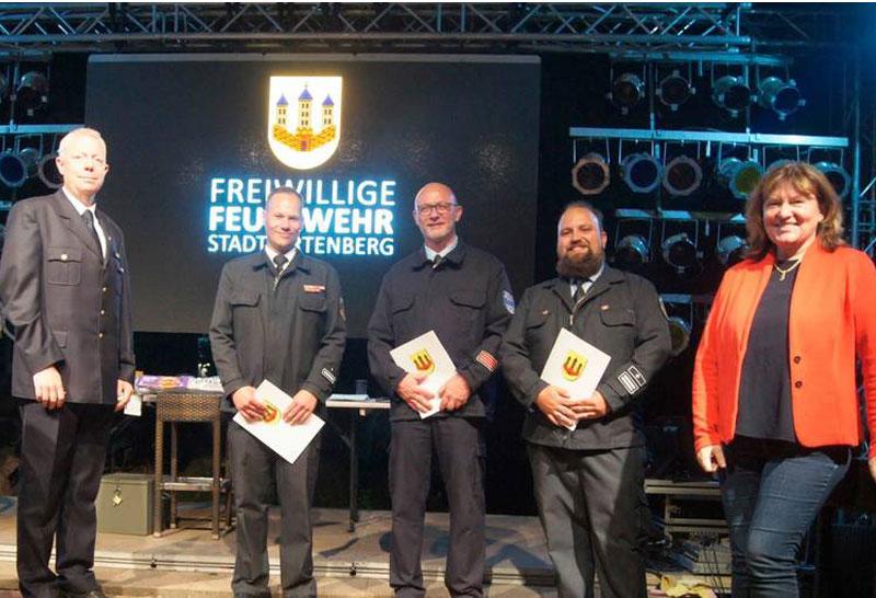 Willibald Goldbach ist Ortenbergs neuer Stadtbrandinspektor