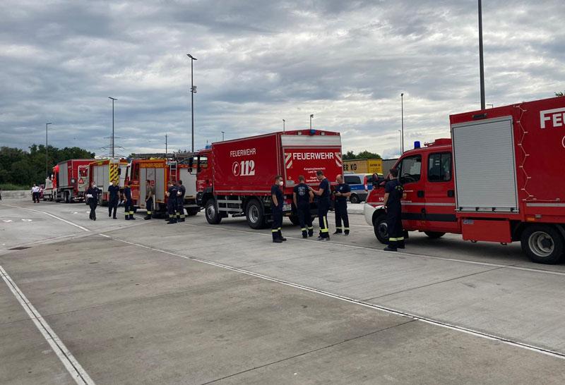 Land Hessen entsendet 600 Helferinnen und Helfer