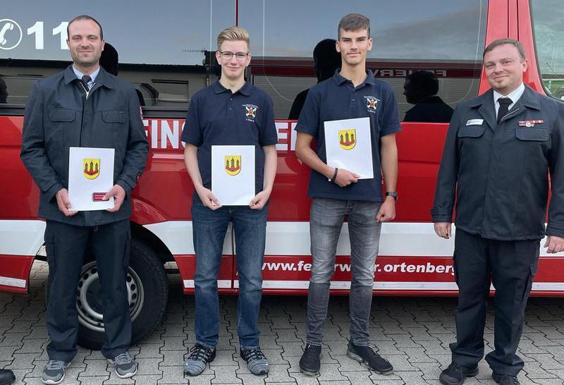 Jahreshauptversammlung der Feuerwehr Lißberg