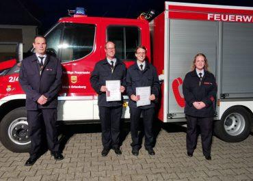 JHV der Feuerwehr Eckartsborn