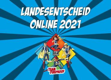 Online Landesentscheid der hessischen Jugendfeuerwehr